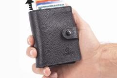 modelli cüzdan ürün çekimi